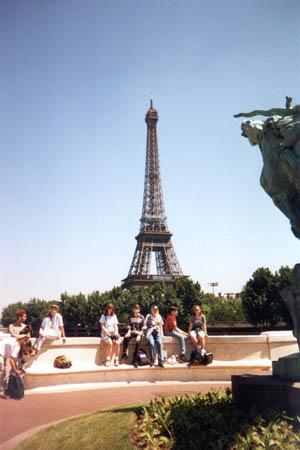 Hotel France Eiffel Paris